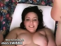 Hot screwing in spicy hot bbw pussy