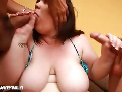 Bbw slut holly jayde gets fucked by..