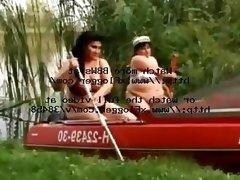 Big mature lesbians going wild outdoor
