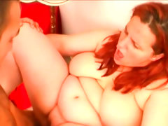 Big-titted babe chaste gets fucked in..