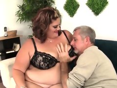 Bbw sexy erin green gets fucked from..